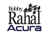 Bobby Rahal Acura Detailing