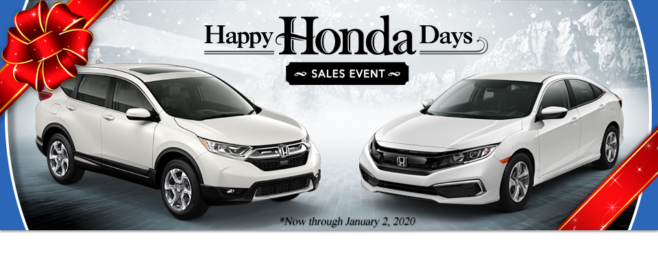 Happy Honda Days Graphic