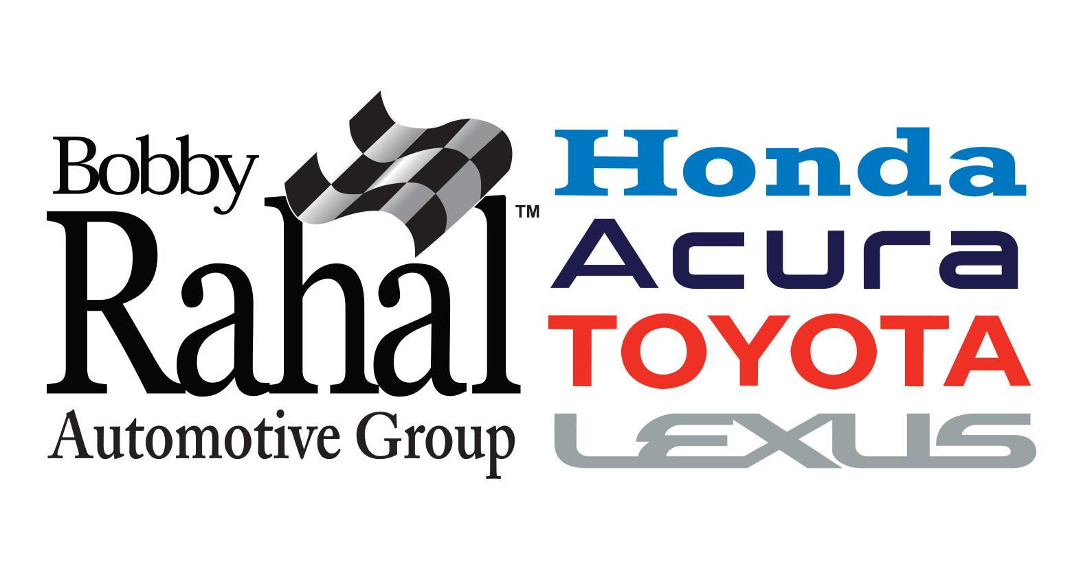 Bobby Rahal Auto Group Logos