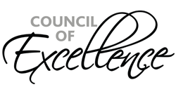Council of Excellence Award Logo