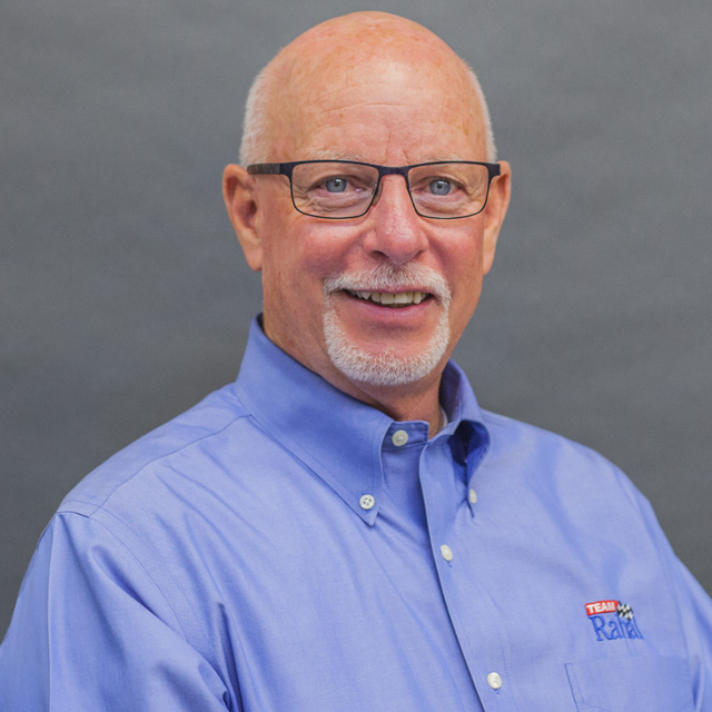 Herb Haft Sales and Leasing Consultant for Bobby Rahal Acura