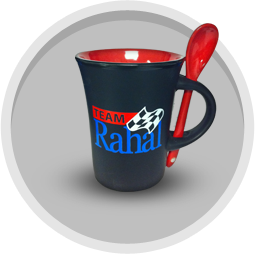 Team Rahal Ceramic Soup Mug