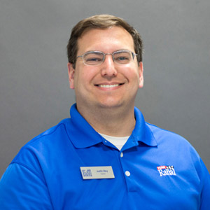Justin May Technology Specialist