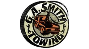 G A Smith Towing Logo